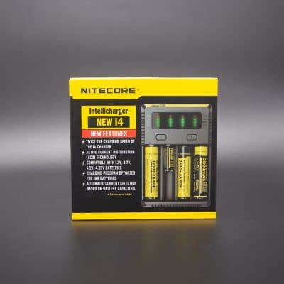 accessories charger nitecore i4
