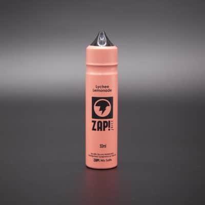 eliquid-zap-lychee-lemonade from wildfire vape