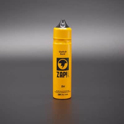 eliquid-zap-starfruit-burst from wildfire vape